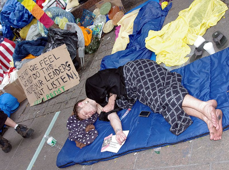 File:Day 12 Occupy Wall Street September 28 2011 Shankbone 16.JPG