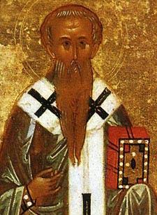 IMG ST. IGNATTIUS, Hieromartyr, Translation of Relics