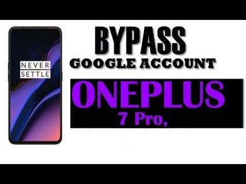 One plus 7 pro [Rm1911] format frp,by softichnic