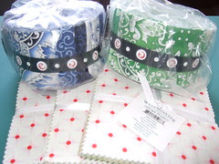 Nicey Jane Charm Paks and delft JR