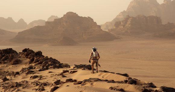 El Marte de The Martian (20th Century Fox).