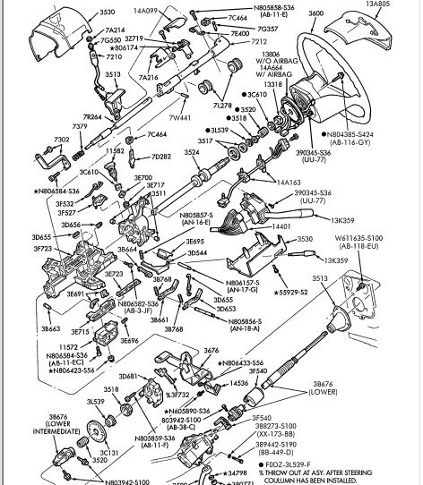 33 1995 Ford F150 Exhaust System Diagram