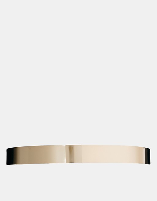 ASOS Skinny Full Metal Waist Belt
