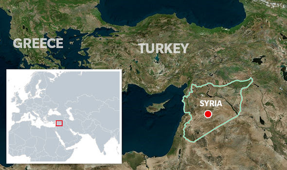Syria Map Where Is Syria And Why Is There A War In Syria