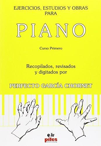 Ejercicios, estudios y obras para piano PDF Español ...