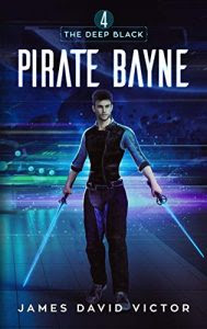 Pirate Bayne by James David Victor