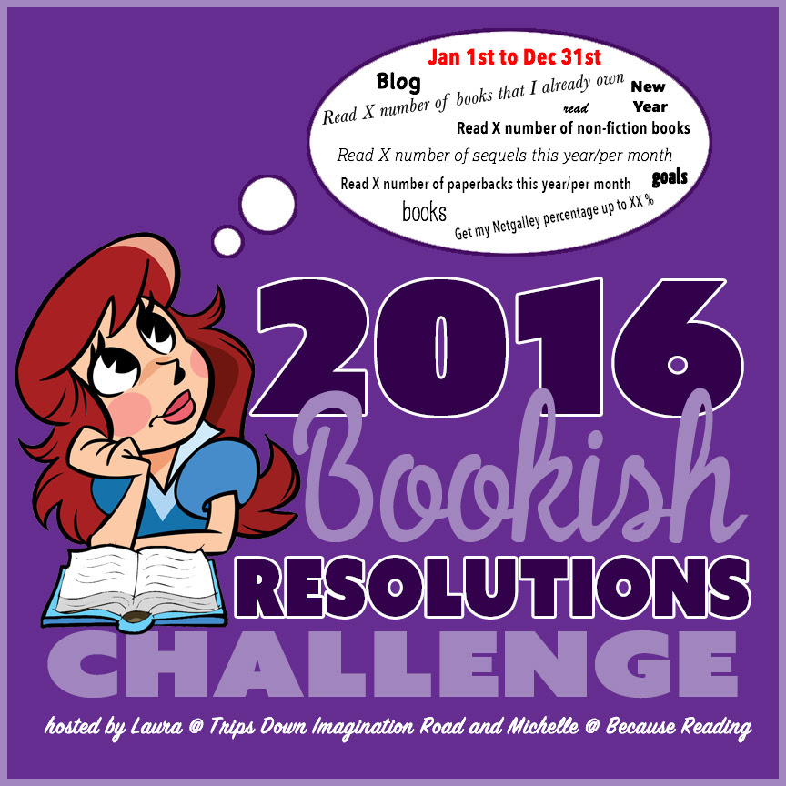 BookishResolution Challenge 2016
