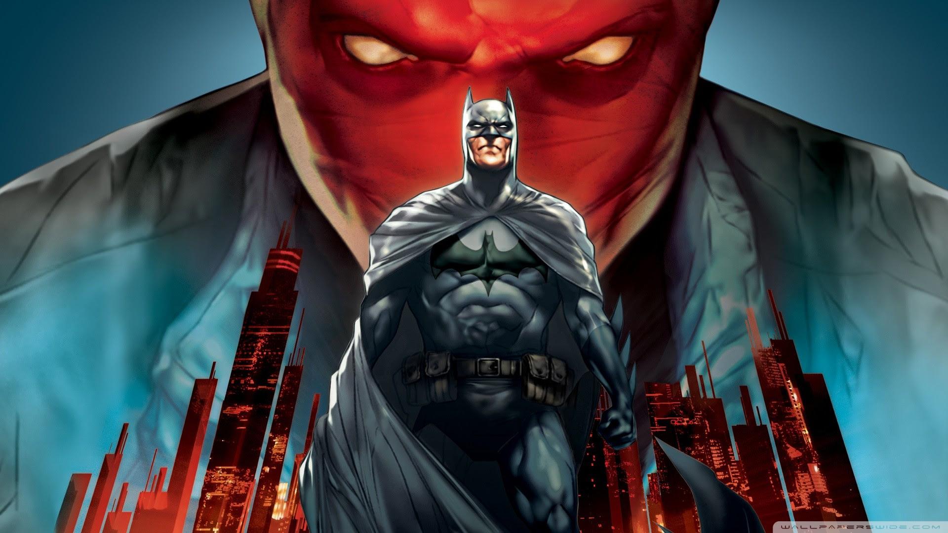 Batman Red Hood Hd Wallpaper 73 Images
