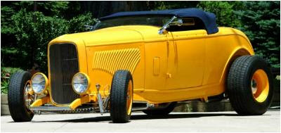 Custom Auto '32 Ford Roadster