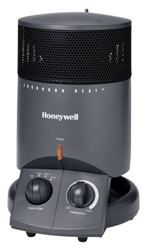best space heaters energy efficient honeywell hz 2200 mini tower surround heater by honeywell. Black Bedroom Furniture Sets. Home Design Ideas