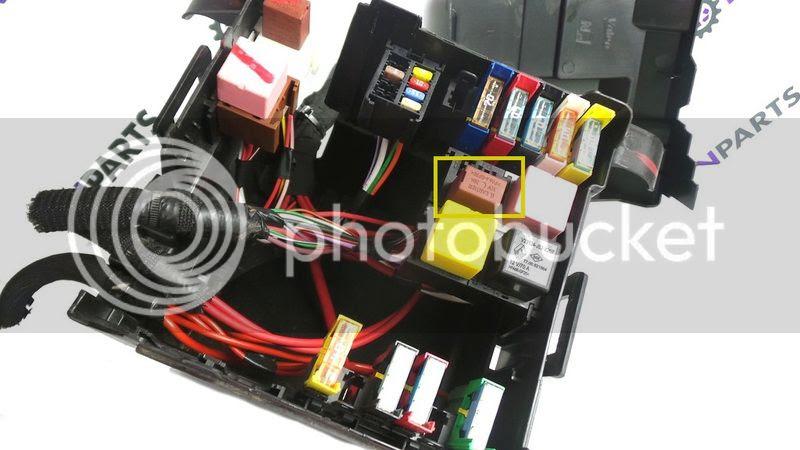 Renault Trafic Engine Fuse Box