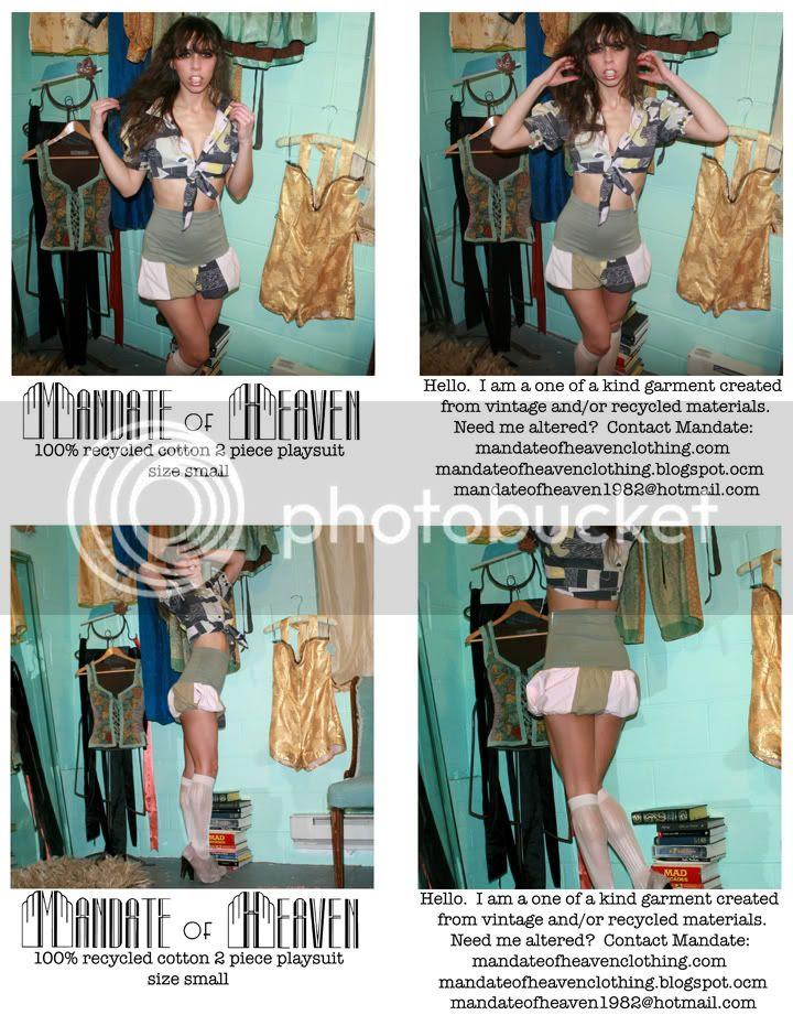 Mandate of Heaven,Patricia Field,Pat Field,fashion,Carissa Ackerman