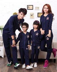 đồng phục mặc tết gia đình