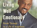 Montel Williams' book Living Well Emotionally