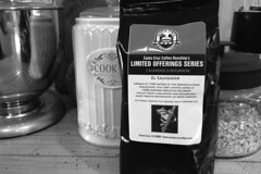 Santa Cruz Coffee Roasting - Bourbon bag