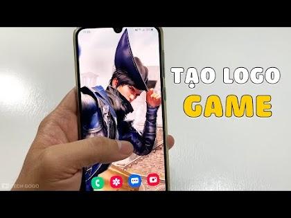 Cách tạo Logo Game cực ngầu trên điện thoại