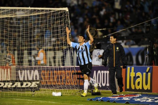 Grêmio enfrenta o Coritiba e busca vaga na Libertadores com título inédito Ricardo Duarte/Agencia RBS