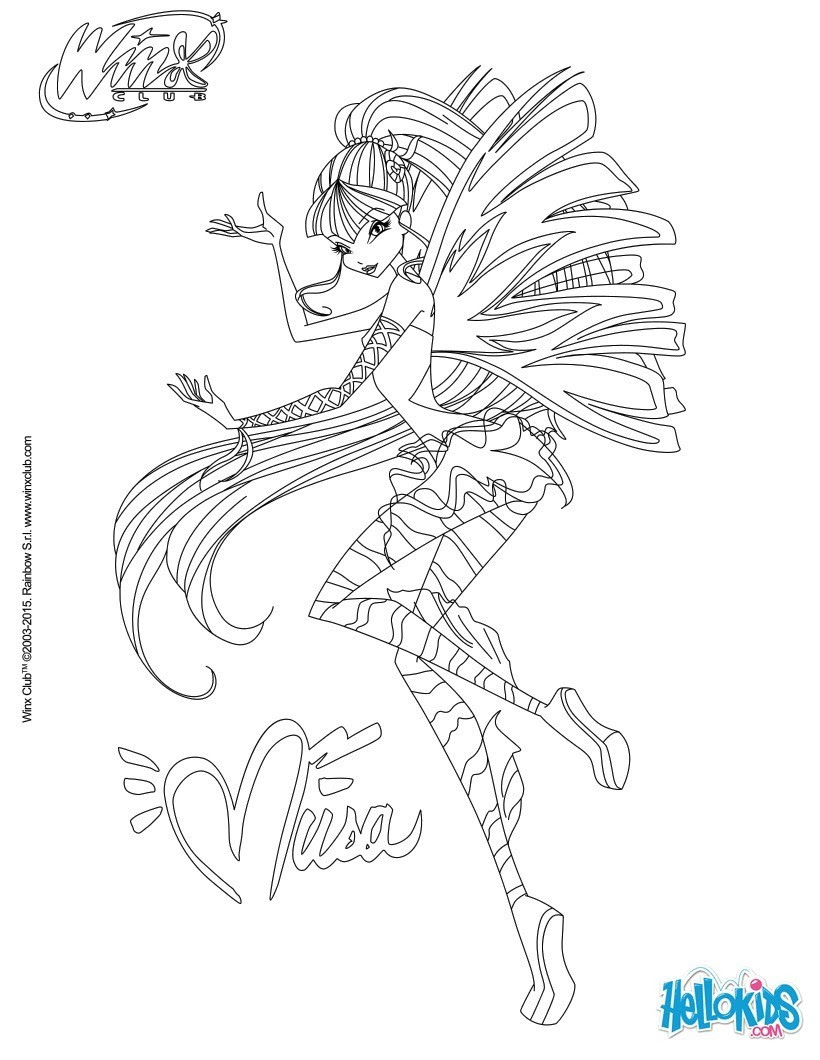Flora transformation Bloomix Musa transformation Sirenix
