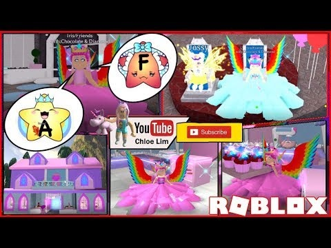 Roblox Royale High Gameplay! Late for my NEW BAKING CLASS ...