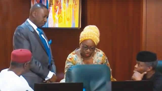 Leaked Memo: Buhari Summons Kyari, Oyo-ita After FEC Clash