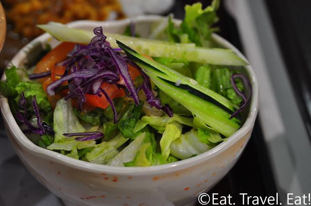 Miyabi Tei: Salad