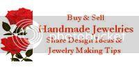 Handmade Jewelry Club - Buy, Sell and Share Handmade Jewelry & Tips