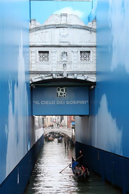 Venezia e.. il ponte dei sospiri