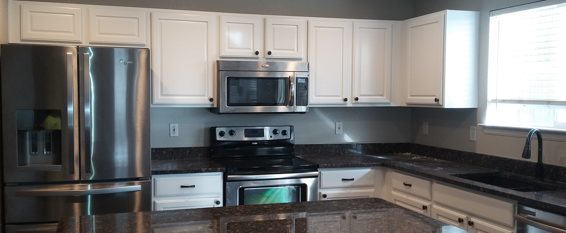Cabinet Painting Services | Kitchen Cabinet Painters ...