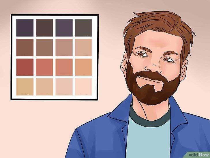 Perdita di capelli rimedi: Scurire la barba con il caffe