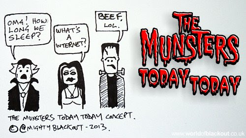The Munsters Today Today