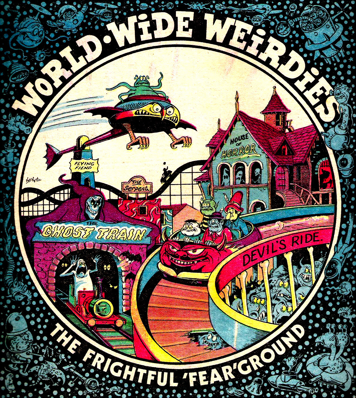 Ken Reid - World Wide Weirdies 46