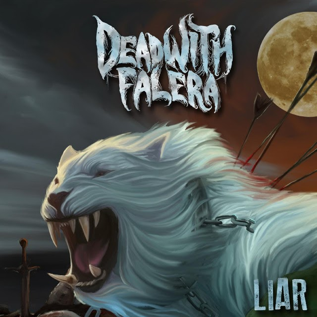 Dead With Falera - Liar [Single] (2018)