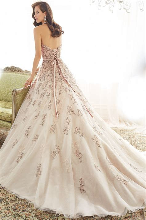 Sophia Tolli Ballgown Wedding Dress   Guides for Brides