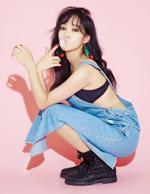 [MAGAZINE] Miss A Jia – CèCi Magazine September Issue '15 1547x2000