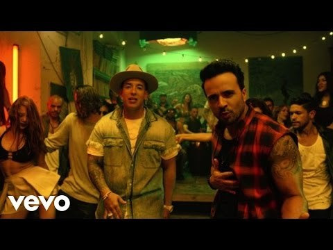 Liked on YouTube: Luis Fonsi - Despacito ft. Daddy Yankee https://youtu.be/kJQP7kiw5Fk https://goo.gl/ZB2GSl