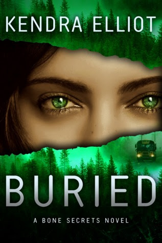 Buried (A Bone Secrets Novel)