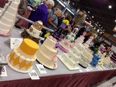 Cake Central at the Oklahoma State Sugar Art Show