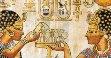 A civilization that baffled scholars and historians ... Pharaonic images that dazzled the world and revealed the facts ... Photo album