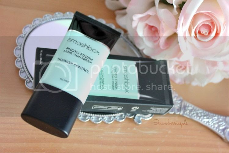 Smashbox Photo Finish More Than Primer Blemish Control Review