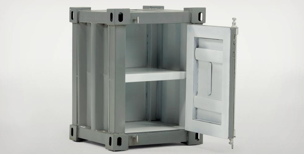 Container Storage Cabinets | Cool Material