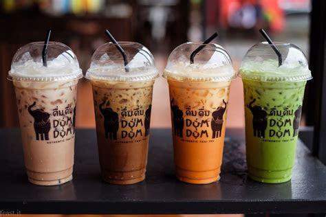 mengulas potensi bisnis thai tea  indonesia