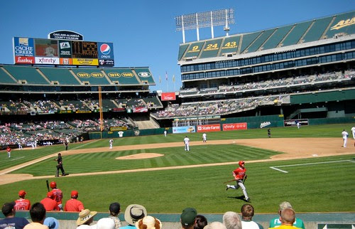 A's game 9/5/10