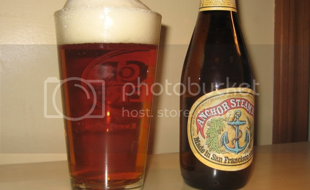 Anchor Steam Beer   Rated 92   The Beer Connoisseur