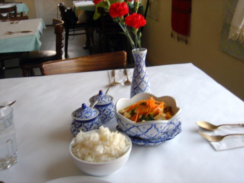 Jungle Curry - Tofu