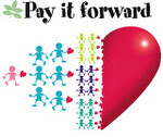 Pay It Forward Blog Game
