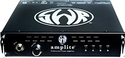 Cheap SWR amplite 400W Bass Power AmpSWR amplite 400W Bass