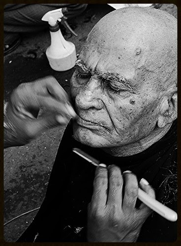 I Unlearnt Photography Shooting Street Barbers by firoze shakir photographerno1