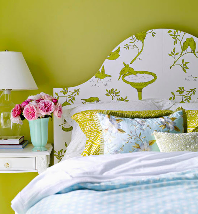 Green Room Decor Pad
