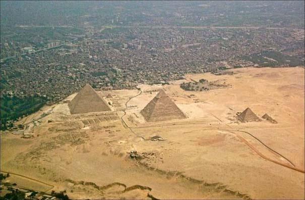 Οι Πυραμίδες από μια διαφορετική προοπτική (2)
