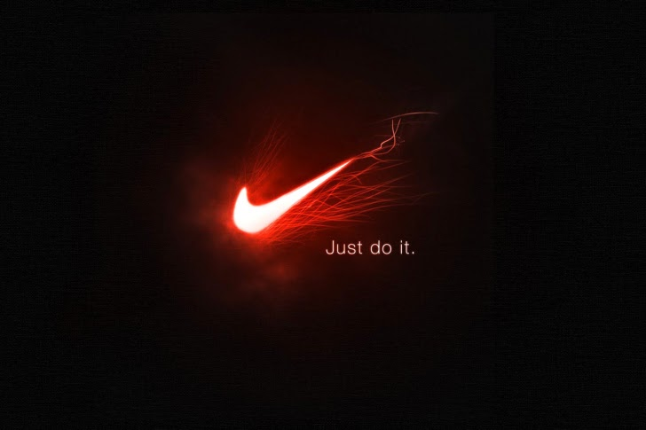Nike Advertising Slogan Just Do It Wallpaper For Android Iphone And Ipad Wallpapers Android